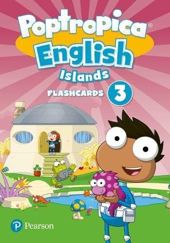 Poptropica English Islands Level 3 Flashcards