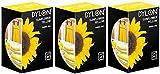 3 Dylon Machine Dye - 200 g, Kleidung 05 Sunflower Yellow
