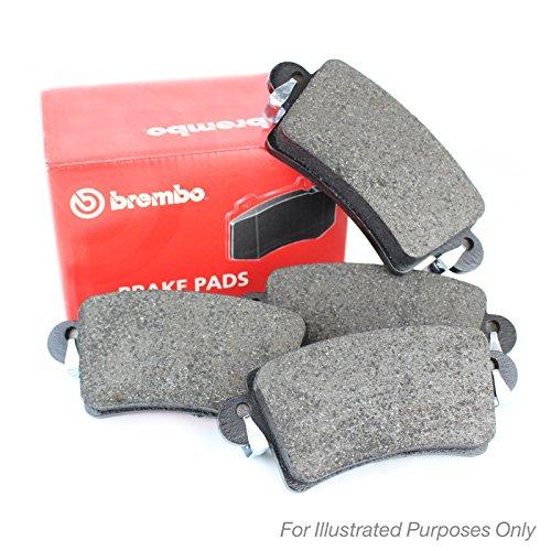 Brembo P59055 Pastiglia Freno Disco Anteriore