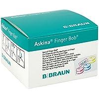 ASKINA FINGER BOB FARBIG, 50 St preisvergleich bei billige-tabletten.eu