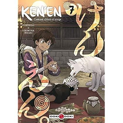 Ken'en - Comme chien et singe - Volume 07