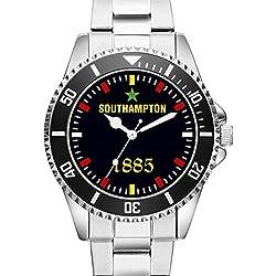 KIESENBERG® Watch - SOUTHAMPTON 1885 - 6015