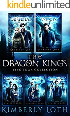 The Dragon Kings: The Complete Series (English Edition)