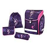 Herlitz Juego de bolsos escolares, Unicorn Night (Multicolor) - 50013708