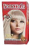 Vip's prestige crema colorante para el cabello, color rubio ártico 207