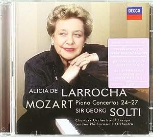 Mozart : Concertos pour piano N°24-27 (Coffret 2 CD)