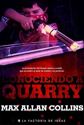 Portada del libro Conociendo a Quarry: Bonus