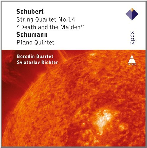 artet, 'Death And The Maiden' & Schumann : Piano Quintet by Borodin String Quartet (2011-08-30) ()