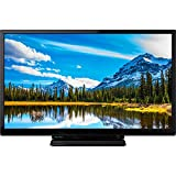 "Best 24 Inch Led Tvs - Toshiba 24W2863DB 24"" HD Ready LED Smart TV Review"