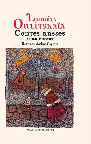 Contes russes pour enfants par Ludmila Oulitskaïa