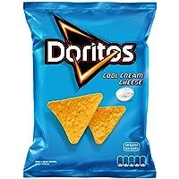 Doritos - Producto de aperitivo de maíz frito con sabor a queso cremoso - 150 g