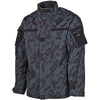 USA chaqueta de campo, ACU, Acanalado - Nightcamo, M