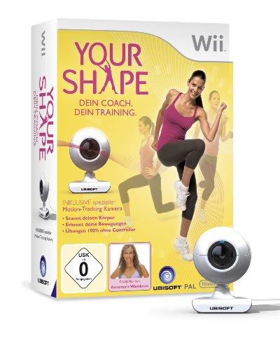 Your Shape inkl. Motion-Tracking Kamera Motion-tracking Kamera