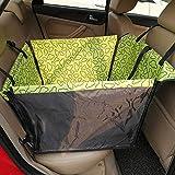 MIAOSHOPING Hunde Autositz, Hunde autositz Gurt Hundesitz Auto Autositz Universal Waschbar Hundeautositz für Kleine, Mittlere, Große Hunde - Verschiedene Größen