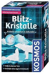 Kosmos 65748 Juguete y Kit de Ciencia para niños - Juguetes y Kits de Ciencia para niños (Química, Crystal Tree, 10 año(s), Niño/niña, 137 mm, 58 mm)