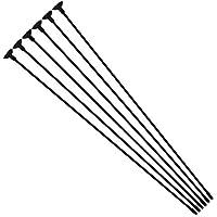 """Funtress 27"""" Fibra de Vidrio Arco de succión Almohadilla Flechas para los niños Las Mujeres practican Tiro con Arco para Principiantes Recurvo y Compuesto y Arco Largo"""