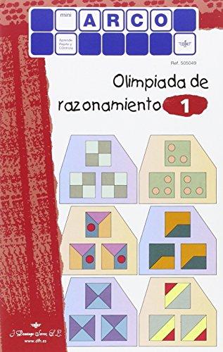 Olimpiada De Razonamiento 1 por Aa.Vv.