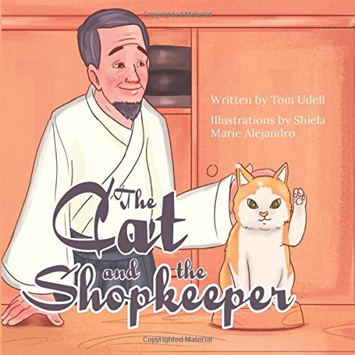 The Cat and the Shopkeeper