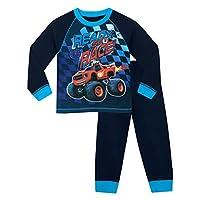 Blaze & The Monster Machines Boys Trucks Pyjamas Age 3 to 4 Years
