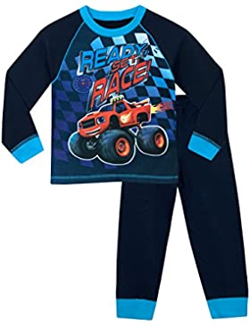 Blaze y los Monster Machines - Pijama para Niños - Blaze and the Monster Machines