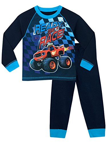 Blaze & the Monster Machines Boys Blaze and The Monster Machines Pyjamas Ages 2 To 8 Years