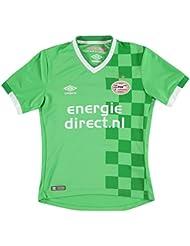 Umbro Kinder PSV Eindhoven Third Fussball Trikot Kurzarm Shirt 2016 2017