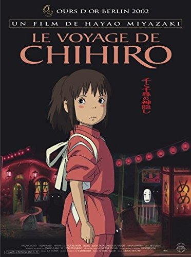 Close Up Spirited Away Poster Chihiros Reise ins Zauberland (68,5cm x 98cm) + 1 Traumstrand Poster Insel Bora Bora zusätzlich
