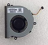 HP 255 250 G6 3kx70es PROCESSORE CPU Cooler VENTILATORE RAFFREDDAMENTO 925012-001 dc28000jlf0