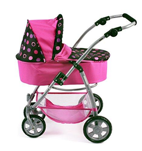 Bayer Chic 2000 638 21 Puppenwagen, pink