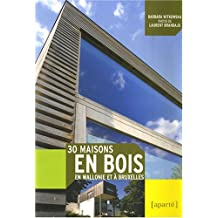 30 maisons en bois en Wallonie et à Bruxelles