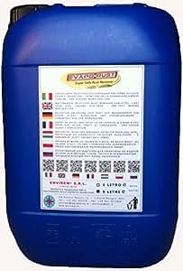 EVAPO-RUST® - 5 Lt. - Distaccante selettivo della ruggine a base acqua per ferro, acciaio, ghisa e cromature