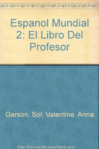 espagnol-mundial-2-el-libro-del-profesor
