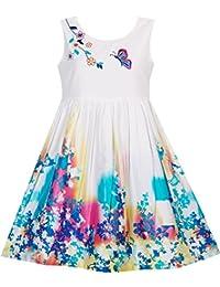 Mädchen Kleid Schmetterling Ich Suche Blume Stickerei Chinesisch Stil