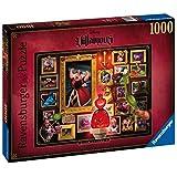 Ravensburger 1500267 Puzzel Villainous Queen Of Hearts - Legpuzzel - 1000 Stukjes