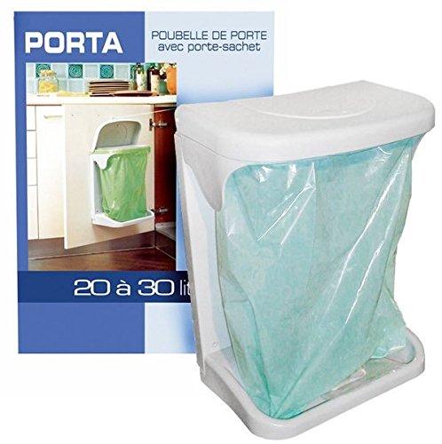 FRANDIS 356003 para puerta-de montaje de basura blanco