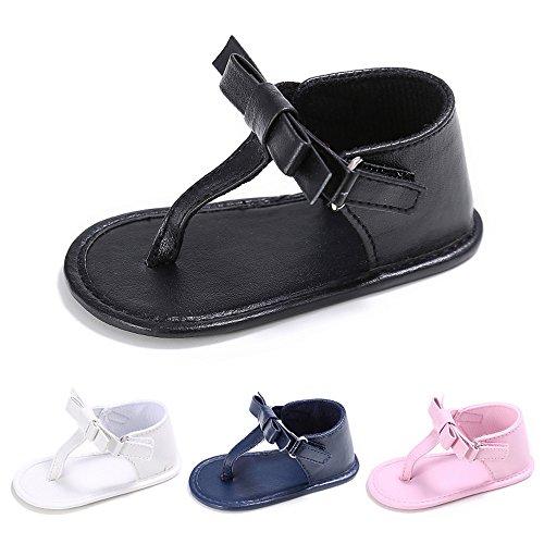 FEITONG Kleinkind Soft Sohle Anti-Rutsch Baby Sneakers Sandalen Blau