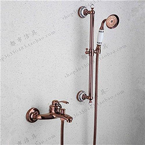 zqqxcontinental-de-la-rosa-de-oro-cobre-antiguo-kit-de-duchas