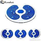 kemket magnetisch Taille Twister Disc Fitness Massage rund mit Hand Seilen und ohne Seilen Fuß...