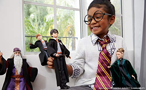 51gPFXfFOzL - Harry Potter Muñeco Harry de la colección de Harry Potter (Mattel FYM50)