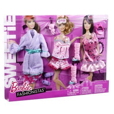 Barbie My FAB Life Night Looks Fashion - -