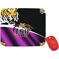 LSU Tigers Louisiana State University Mousepad Mouse