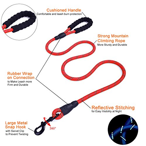 Zoom IMG-1 u picks corda guinzaglio con