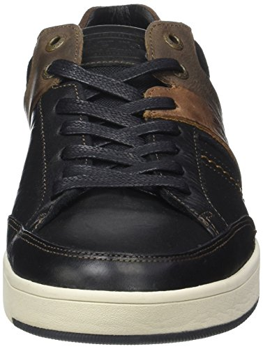 Levis Beyers, Baskets Basses Homme Noir (Noir Regular Black)