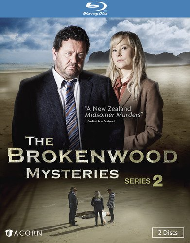 The Brokenwood Mysteries - Series 2 [Blu-ray]