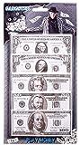 Déguisement Fete–Accessoire de costume de gangster Mafia Bandit Devise Party faux Money Gris
