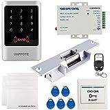 Extérieur entièrement imperméable Full Generic RFID 125KHz EM carte d'identité simple porte Stand-alone accès Kit de commande