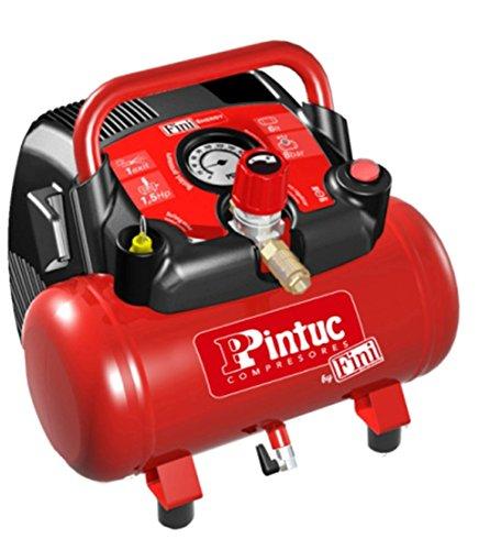 Pintuc 4090820053 - Compresor de aire (230 V)