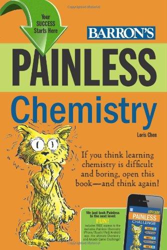 Painless Chemistry (Barron's Painless Series)