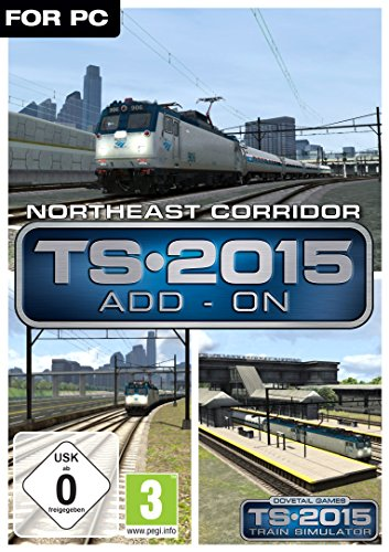 Train Simulator 2015 Northeast Corridor