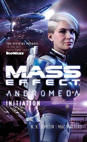 Mass Effect: Initiation (Mass Effect: Andromeda, Band 2) (Playstation 2-halo)